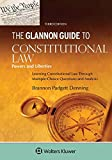 The Glannon Guide to Constitutional Law: Powers and Liberties: Learning Constitutional Law Through Multiple-Choice Questions and Analysis (Glannon Guides)