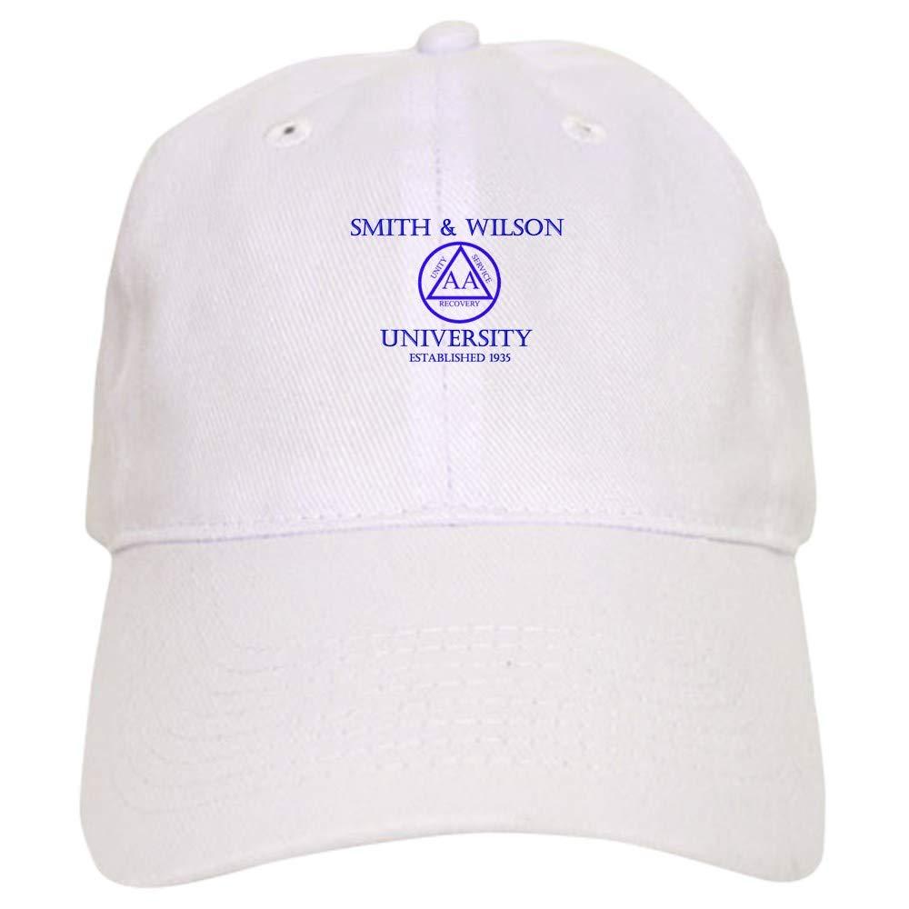95e061f1c83 Amazon.com  CafePress Smith Wilson University Baseball Baseball Cap with  Adjustable Closure