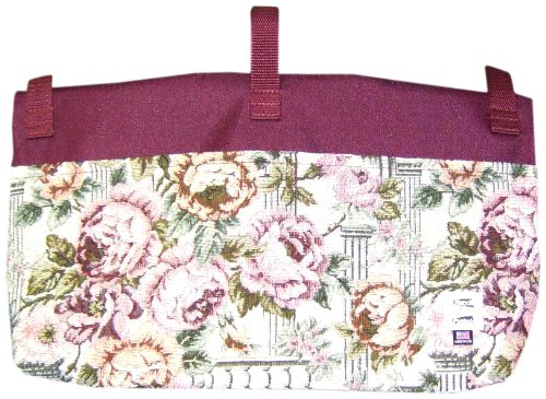 Handi Pockets 2c4ar Storage Accessory Walker, Tapestry, Antique Rose by Handi Pockets