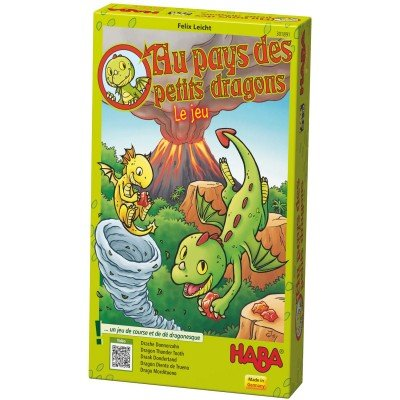 HABA-Au Pays Des Petits Dragons Game, 301891