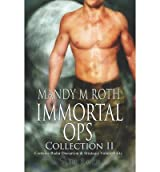 [ IMMORTAL OPS: COLLECTION I [ IMMORTAL OPS: COLLECTION I ] BY ROTH, MANDY M ( AUTHOR )MAR-06-2011 PAPERBACK ] Immortal Ops: Collection I [ IMMORTAL OPS: COLLECTION I ] By Roth, Mandy M ( Author )Mar-06-2011 Paperback By Roth, Mandy M ( Author ) Mar-2011 [ Paperback ]