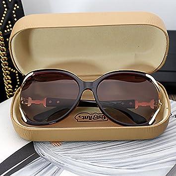 KLXEB Rosa Sonnenbrille Für Sonnenbrille Und Anti-Uv-Sonnenbrille, Rosa