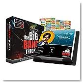 Big Bang Theory 2019 Calendar, Box Edition Set - Deluxe 2019 Big Bang Theory Day-at-a-Time Calendar with Over 100 Calendar Stickers (Big Bang Theory Gifts, Office Supplies)