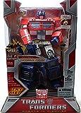Optimus Prime Transformers 20th Anniversary DVD Edition