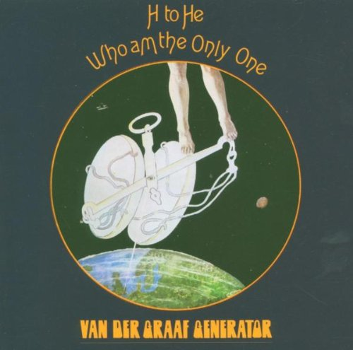 H To He Who Am I The Only One by Van Der Graaf (Image #2)