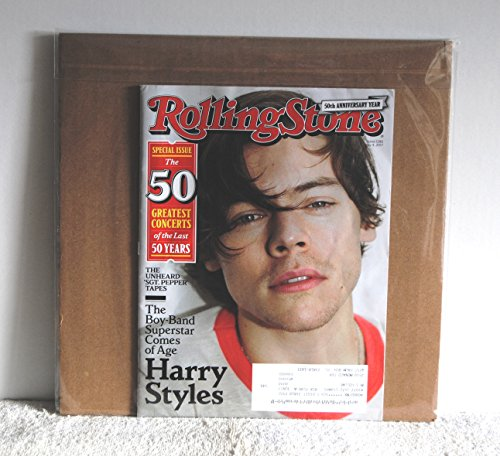 Rolling Stone Magazine (May 4, 2017) Harry Styles - The Boy Band Superstar Comes of Age