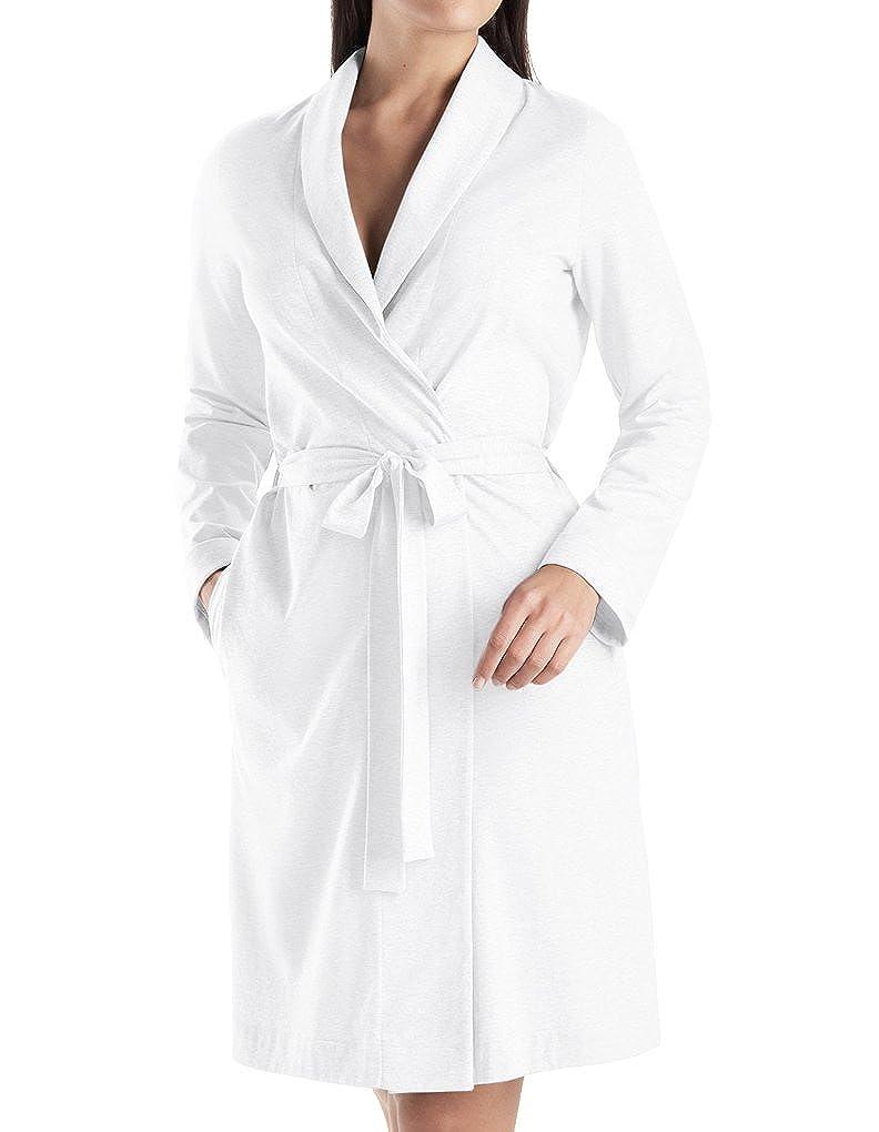 2bba15e434f8cb Hanro Damen Bademantel Robe Selection: Amazon.de: Bekleidung