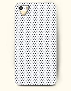 iPhone 5/5S Case, SevenArc Phone Cover Series for Apple iPhone 5 5S Case (DOESN'T FIT iPhone 5C)-- Beautiful Dots...