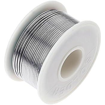 Macrorun 100g 60-40 Rosin Core Tin Solder Wire Welding Flux Wire Line Reel