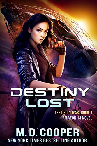Destiny Lost by M. D. Cooper ebook deal