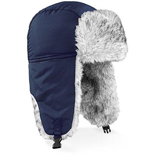 de con Sherpa forro abeto invierno nbsp;– Beechfield nbsp;Gorro de IwxqnEgnPY