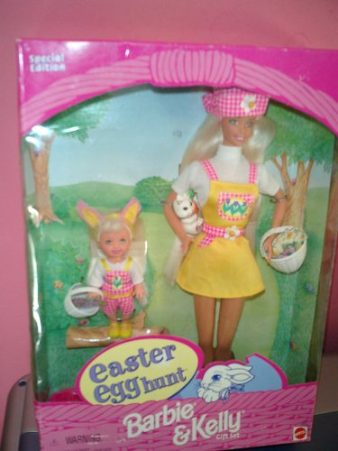 Easter Egg Hunt Barbie & Kelly