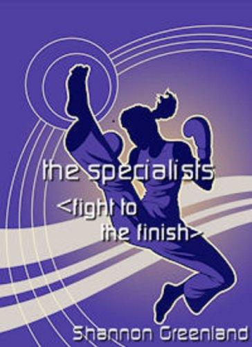 Resultado de imagen para Fight to the Finish (The Specialists #5)