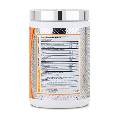 SteelFit, Steel Fuel All-in-One BCAA Hydration Formula, Watermelon Lemonade, 30 Servings