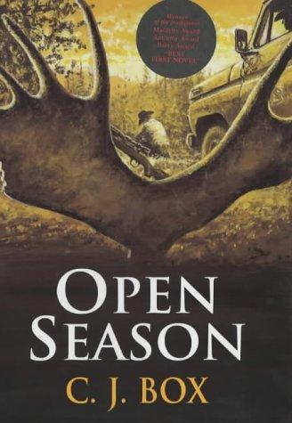 Read Online Open Season ebook