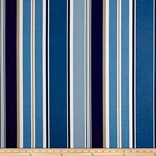 Denim Belle - Richloom Fabrics 0568356 Richloom Solarium Outdoor Bella Denim Fabric by The Yard,