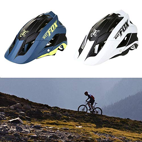 new-look-Cycle-Bike-Helmet-BATFOX-Bicycle-Cycling-Mountain-Road-Bicycle-Helmets-Adjustable-Adult-Safety-Protection-Breathable-Outdoor-Sport-Professional-Bicycle-for-Women-Men