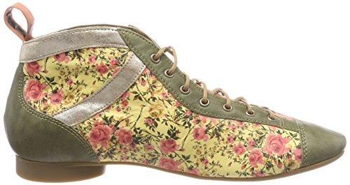 EU Guad Oliv 63 Rot 282288 Boots Femme Think Vert 37 Kombi Desert 7x0ffw