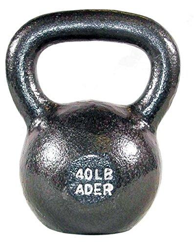Ader Premier Kettlebell Set w/ Dvd- (10, 20, 30, 40, 50lb) by Ader Sporting Goods (Image #4)