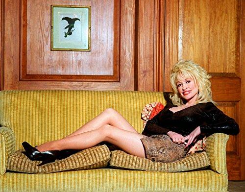 8 x 10 Old Vintage Photo Dolly Parton Sexy