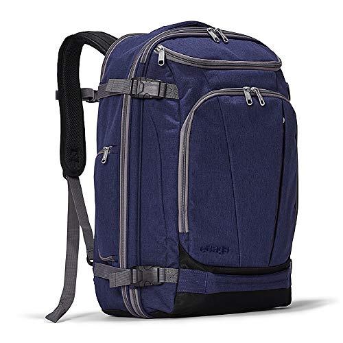eBags TLS Mother Lode Weekender Convertible, Gebürstetes Indigo (Blau) - EB2146-22-BRI