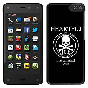 MOBMART Carcasa Funda Case Cover Armor Shell PARA Amazon Fire Phone - The Mastermind Anniversary