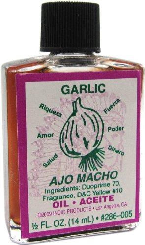 Indio Products Garlic Oil 1/2 fl. oz.
