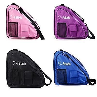 Fafada Three Thicken layers Waterproof Nylon Roller Skate Bag Ice Skating Shoes Bag