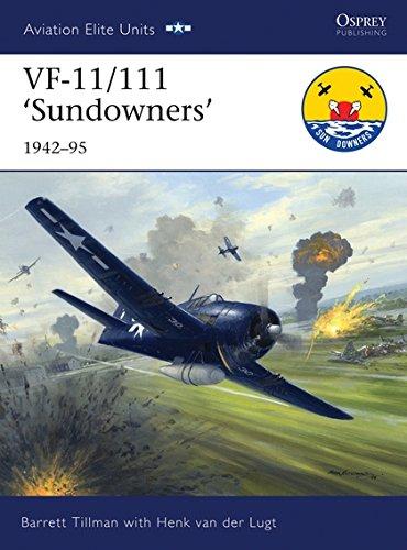 VF-11/111 'Sundowners' 1942–95 (Aviation Elite Units) ebook
