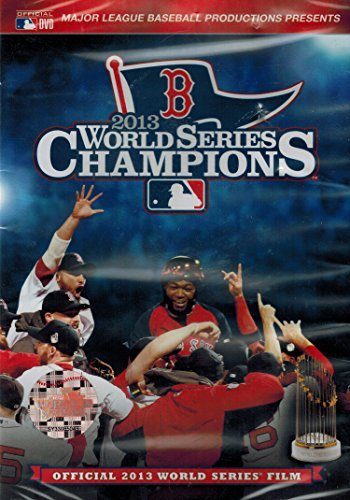 2013 World Series Champions Boston Red Sox
