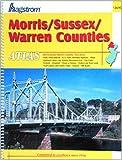 Hagstrom Morris/Sussex/Warren Counties Atlas: Large Scale Edition (Hagstrom Warren, Morris, Sussex Counties Atlas Large Scale)