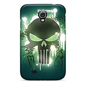 Premium Punisher Back-covers Snap On Cases For Galaxy S4