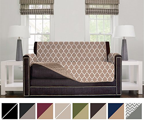 reversible couch slipcover furniture protector