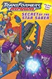 The Secret of the Star Sabre, Michael Teitelbaum and MV Creations Staff, 0794402488