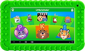 School Zone 08611-08612-08613 Little Scholar Kids Learning Tablet