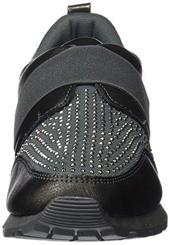 Zapatillas 041380 bass3d Plateado para Mujer Plomo vafn1Zx