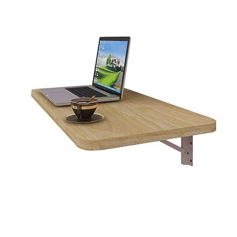 Escritorio esquinero para montar en la pared para ordenador, mesa plegable para ordenador portátil,