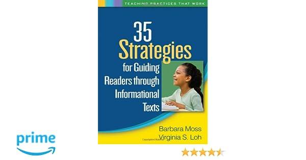 Amazon.com: 35 Strategies for Guiding Readers through ...
