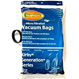 Kirby Generation 1,2,3,4,5,6 and Ultimate G Allergen Filtration Bags (9 BAGS & 1 BELT)