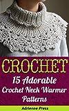 Crochet: 15 Adorable Crochet Neck Warmer Patterns
