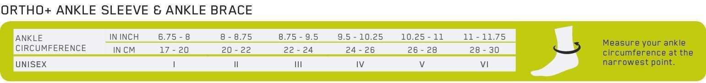 CEP RxOrtho+ Achilles Brace, Size III (Above Ankle Bone 8.75-9.5-Inch), Black