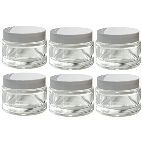 2 oz Glass Jars Amazoncom