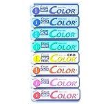 5 X Pilot Color Eno Neox Mechanical Pencil Lead, 0.7 mm , 8 color set - Each 5 Pacs / Total 40 Pacs Set