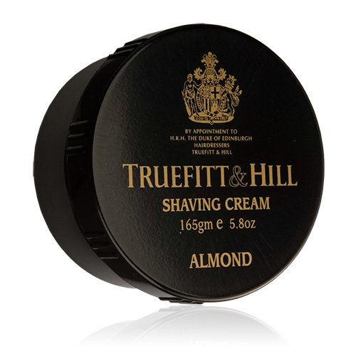 Almond Shaving Cream 190g/6.7oz