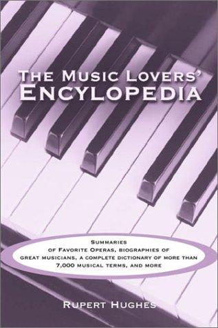 Music Lovers' Encyclopedia pdf epub