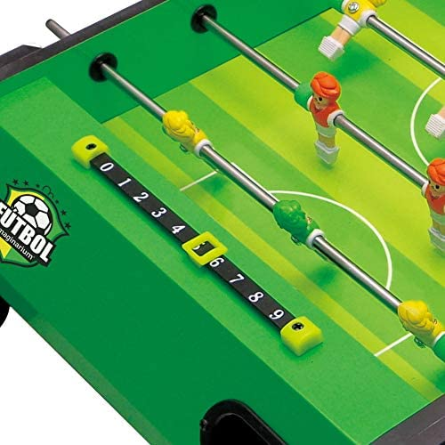 Imaginarium Top Table Football Futbolín de Madera: Amazon.es: Juguetes y juegos