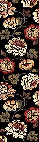 KAS Rugs 5351 Corinthian Bella Runner, 2-Feet 2-Inch by 7-Feet 11-Inch, (Floral Runners Kas Rugs)