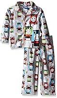 Thomas the Train Little Boys' Steam Engine Racers 2-Piece Pajama Coat Set