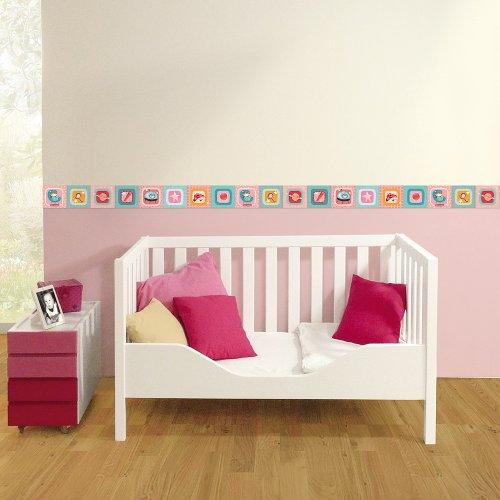 Wandpiraten mk tbpa 001 cenefas decorativas para - Cenefas para habitaciones ...