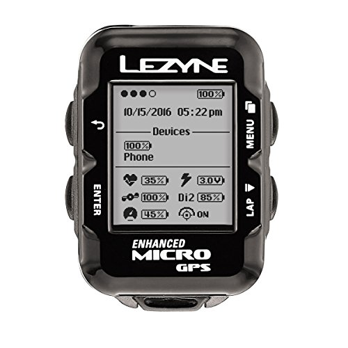 Cycling GPS units